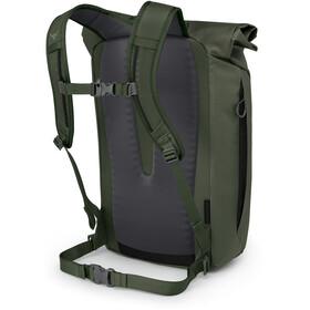 Osprey Transporter Roll Backpack haybale green